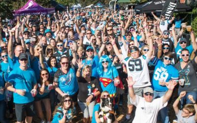 The Roaring Riot Raises $40,000 for Charity in 2017