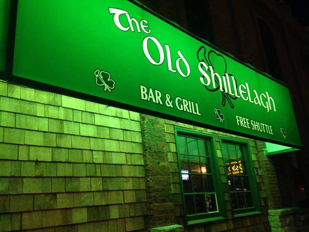 Old Shillelagh Detroit Bar