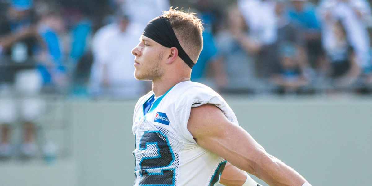Christian McCaffrey and Brothers Save Man's Life