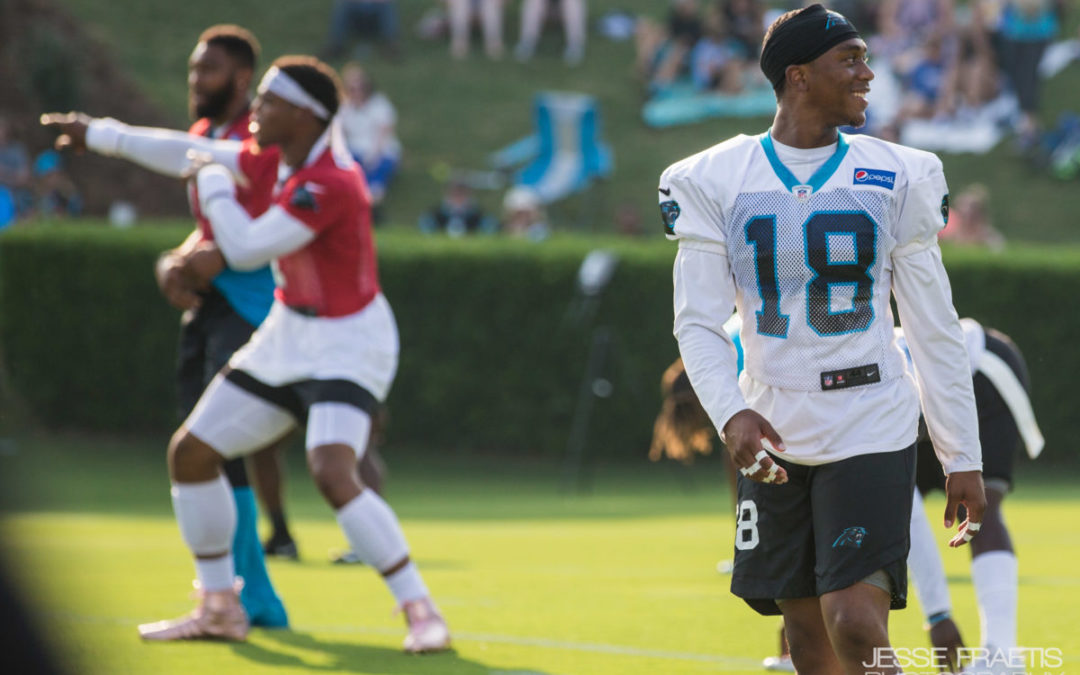 Damiere Byrd Trying To Set Himself Apart By Having Fun