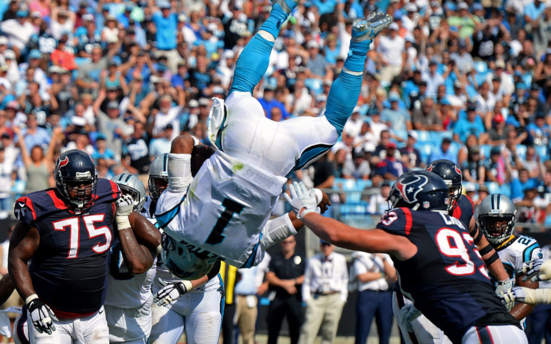 Panthers vs. Texans: What To Watch For