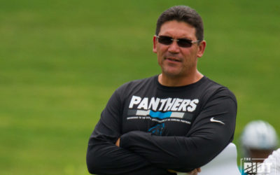 Carolina Panthers Practice Report August 17, 2017