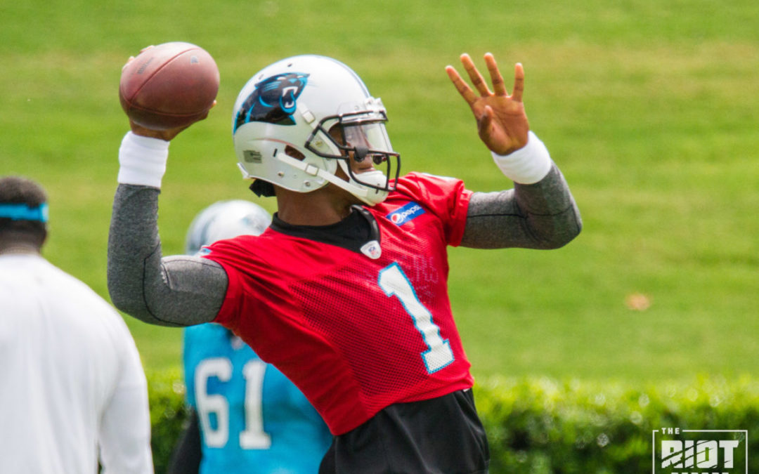 Carolina Panthers Training Camp Report: August 11, 2017