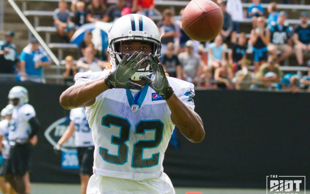 Carolina Panthers Early Roster Projection 3.0