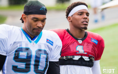 Best of Carolina Panthers Training Camp Photo Gallery