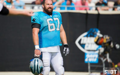 The Curious Contract of Ryan Kalil