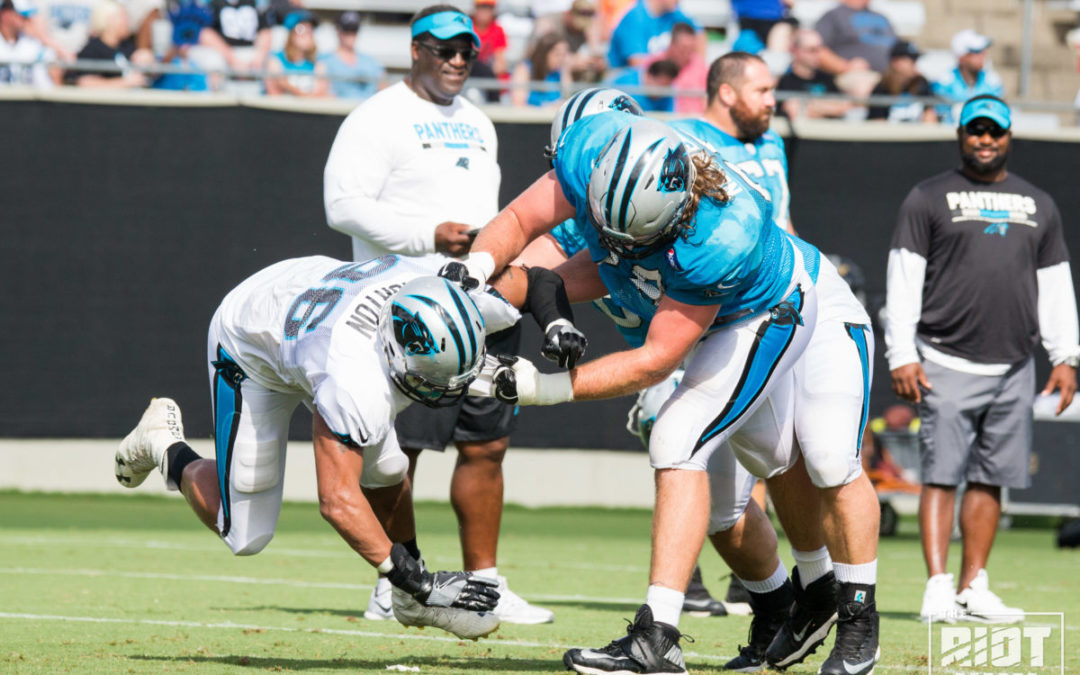 Andrew Norwell Taking His Talents to Jacksonville
