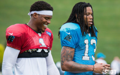 In Their Own Words: Panthers Respond To Trade Of Kelvin Benjamin