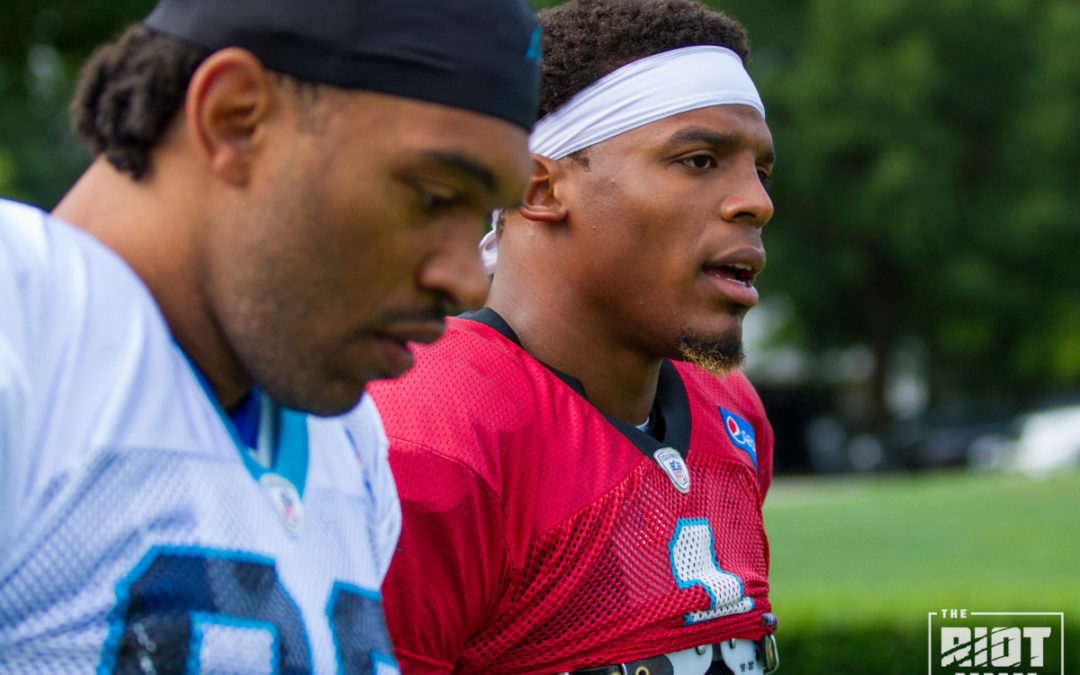Carolina Panthers Training Camp Report: August 12, 2017