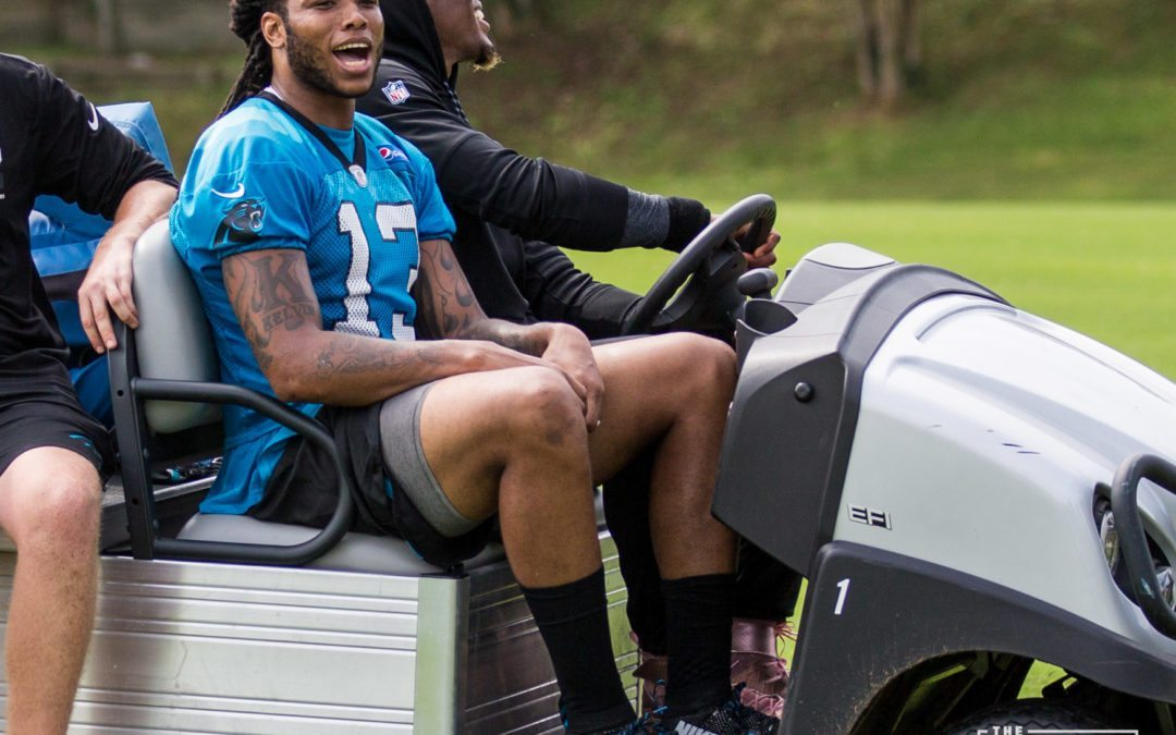 Carolina Panthers Training Camp Photo Gallery: August 13, 2017