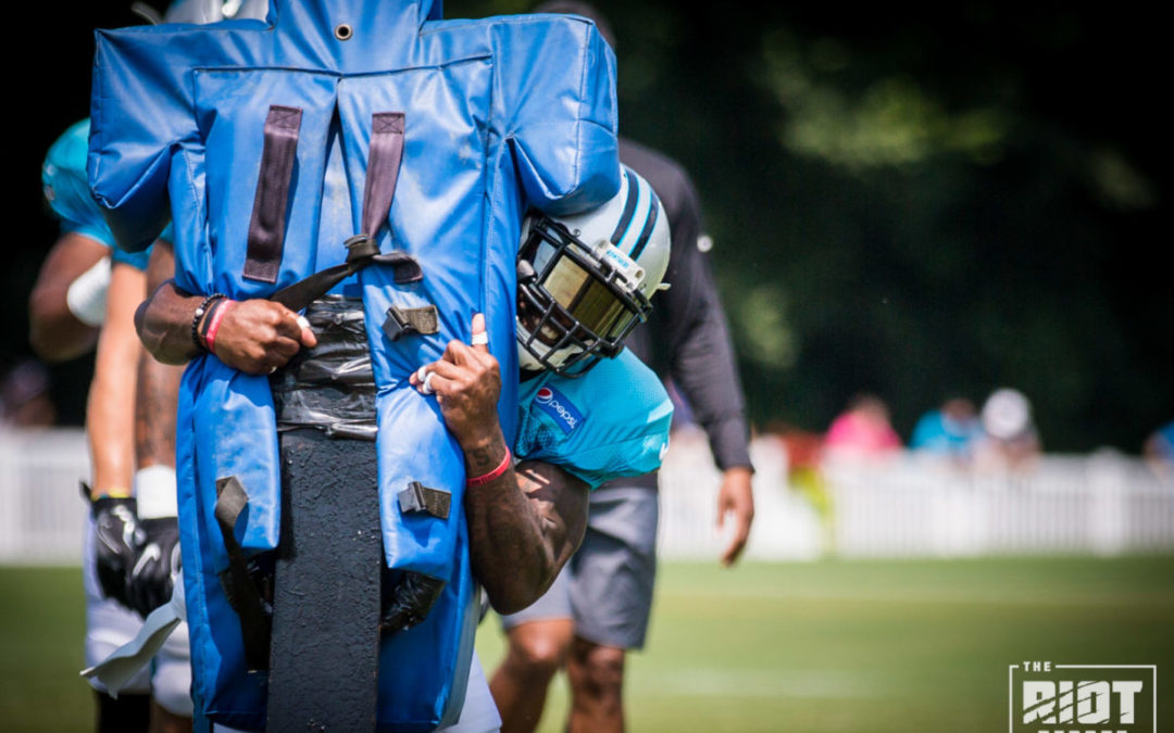 Carolina Panthers Training Camp Photo Gallery: August 6, 2017