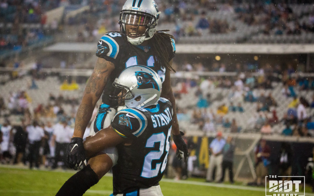 Carolina Panthers At Jacksonville Jaguars Preseason Week 3 Report: