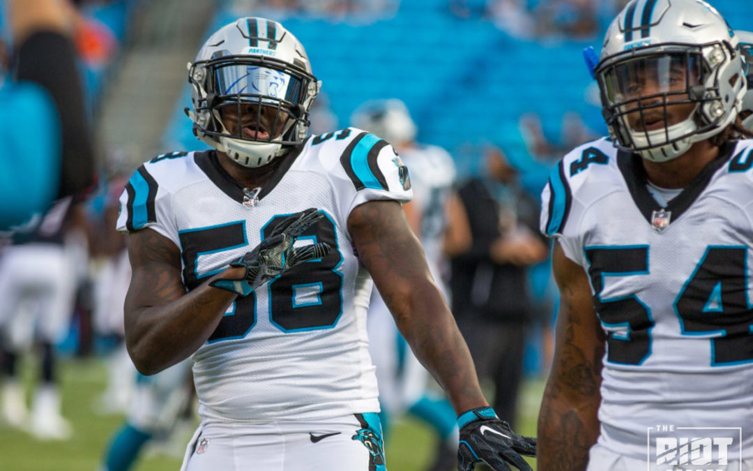 Thomas Davis, Fresh Off His Extension, Ready To Focus In On Football