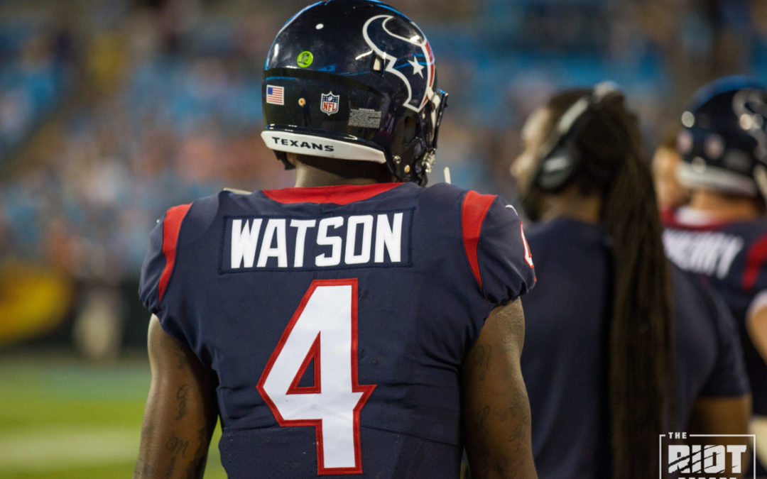 Point/Counterpoint: The Panthers Should Trade The Farm For Deshaun Watson