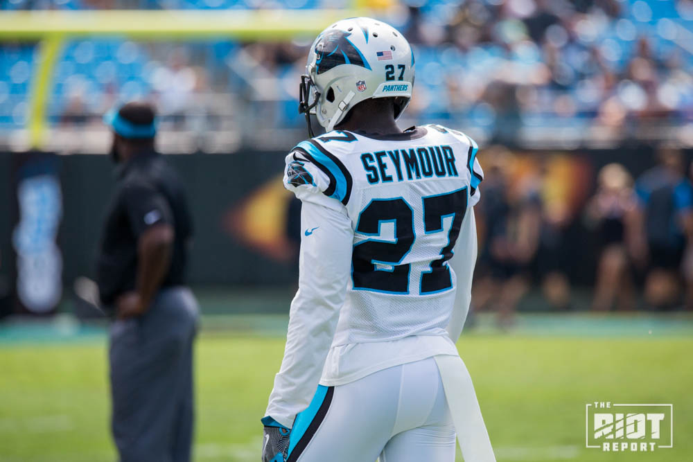 Worley vs Seymour: Who Should Be The Panthers Cornerback Opposite James Bradberry?