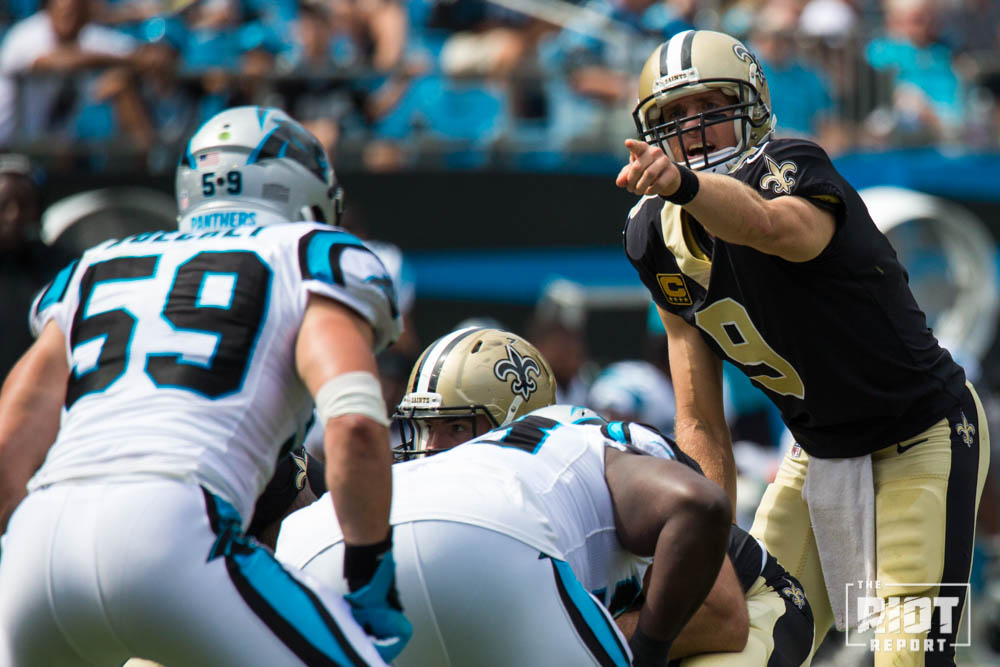Luke Kuechly Breaks Down The Entire Saints Offense