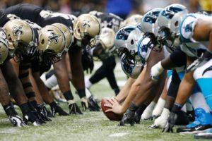 Saints Panthers
