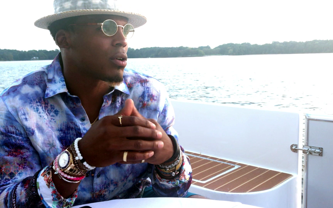 WATCH: Cam Newton Talks the Foundation, the Roaring Riot, and Yacht Music
