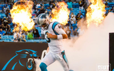 Derek Anderson Not Expected To Return As Backup Quarterback