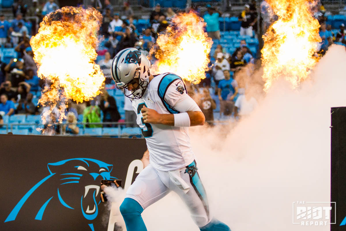 1f1572bf7f24 Derek Anderson Not Expected To Return As Backup Quarterback