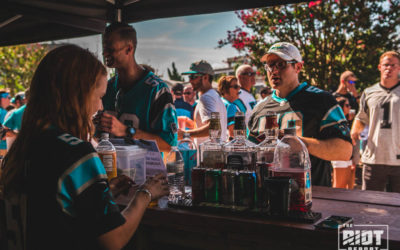 WATCH: Roaring Riot Homecoming Tailgate