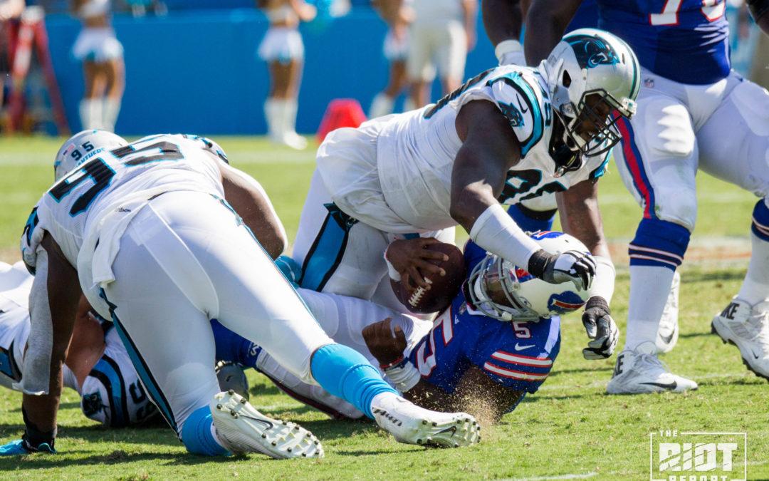 Buffalo Bills vs. Carolina Panthers Week 2 Report