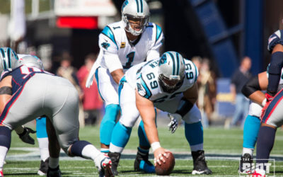 Panthers Sign Tyler Larsen To A Two-Year Extension