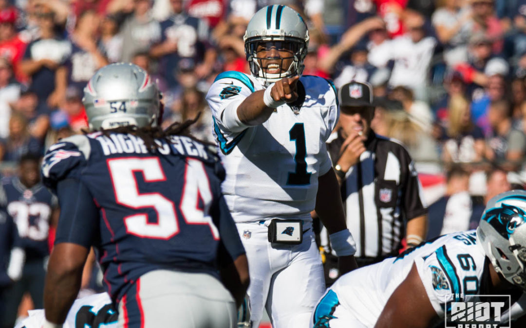 Five Things To Watch As The Panthers Battle The Patriots The Riot Report