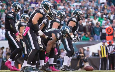 Line 'Em Up: Philadelphia Eagles Offensive Line vs. Carolina Panthers Defensive Line