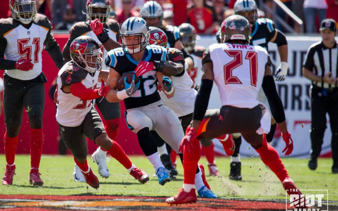 Panthers Picks & Props for Week 2: Will Christian McCaffrey Build on his Monster Start?