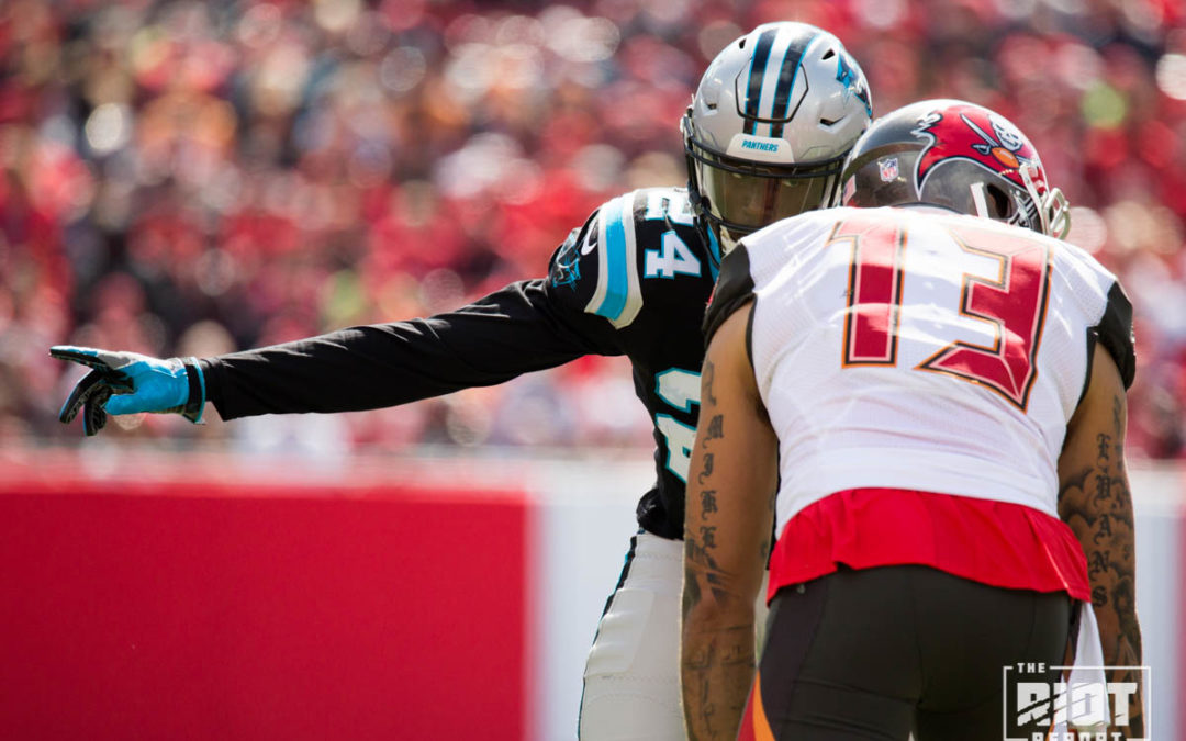 Job Number One For Week Two: Contain Mike Evans