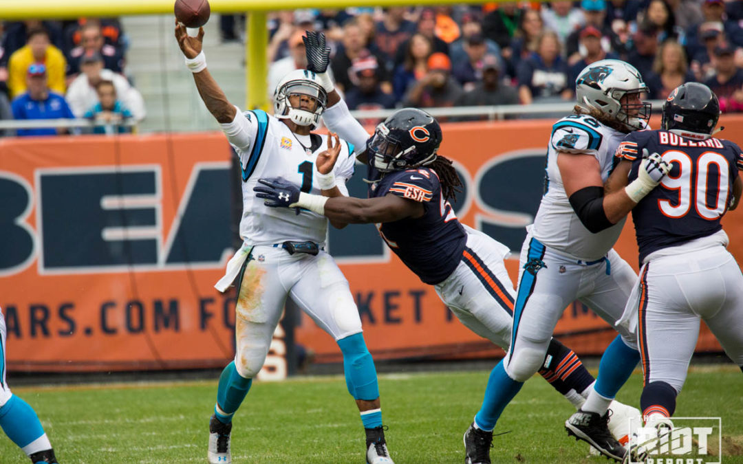 Why The Loss To The Bears Came Down To A Lot More Than Three Plays, Part II: The Passing Game