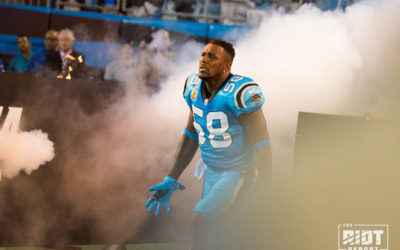 Thomas Davis Named to Third Pro Bowl
