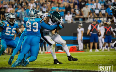 5-4-3-2-1: An Eagles/Panthers Preview Countdown