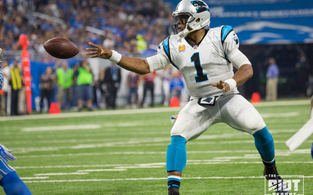 Triple Threat: How The Option Offense Can Help Panthers Run Game Return To Power