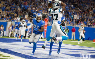 Detroit Lions vs. Carolina Panthers Photo Gallery