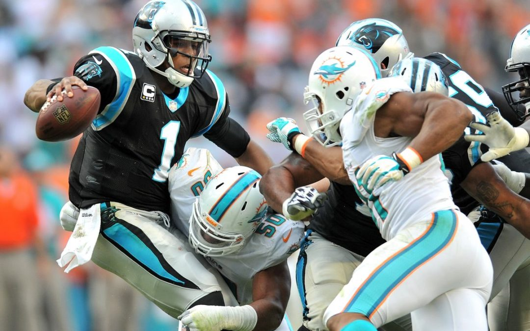 5-4-3-2-1: A Panthers/Dolphins Monday Night Countdown Preview