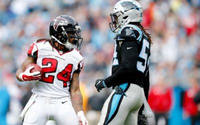 5-4-3-2-1: A Panthers/Falcons Preview Countdown