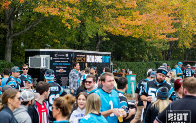 Roaring Riot Homecoming Tailgate Photo Gallery