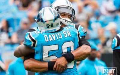 Thomas Davis Says 2018 Will Be His Last Season