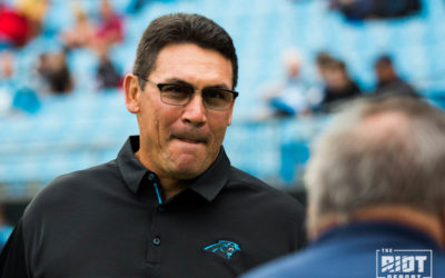 Questions Being Answered: Ron Rivera