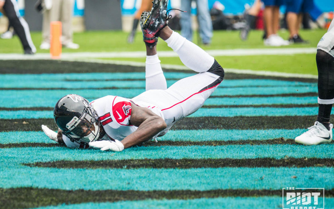 Around The NFC South: Limping To The Starting Gate