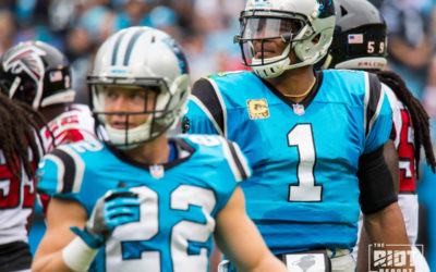 Introducing Cam & Christian, Running Backs: How the Panthers Running Game Broke Out Against The Falcons