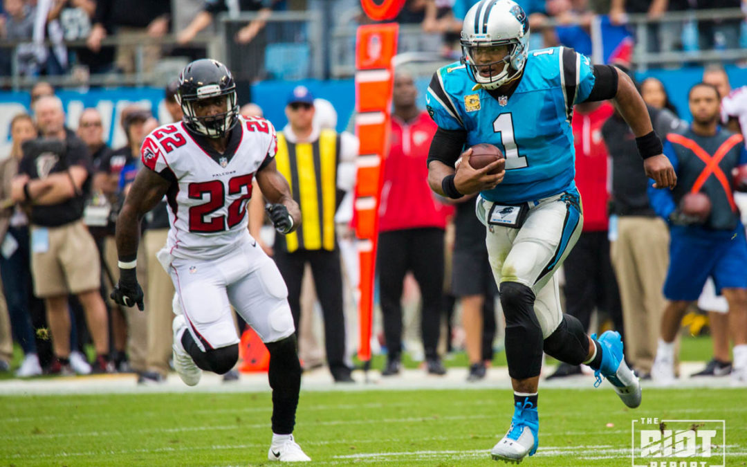 Flex Appeal: Why Panthers/Falcons May Get Flexed On New Year's Eve