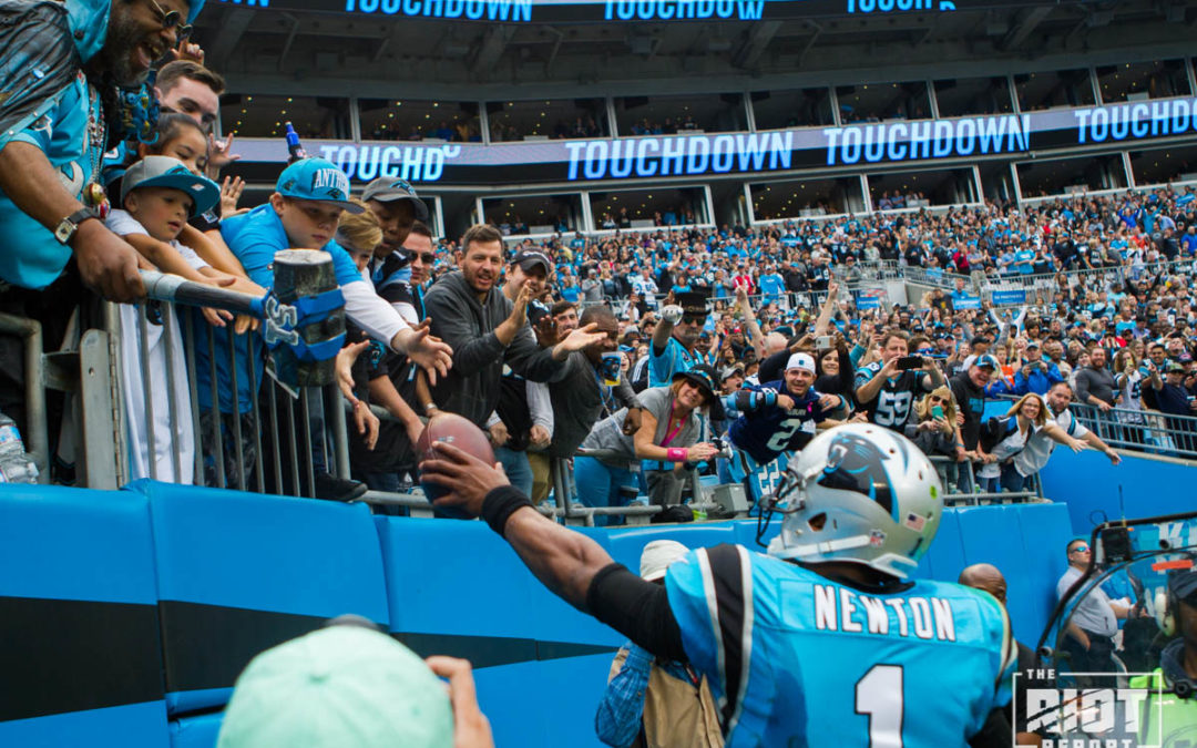 A Look Back At Cam Newton & The Best Era In Panthers History