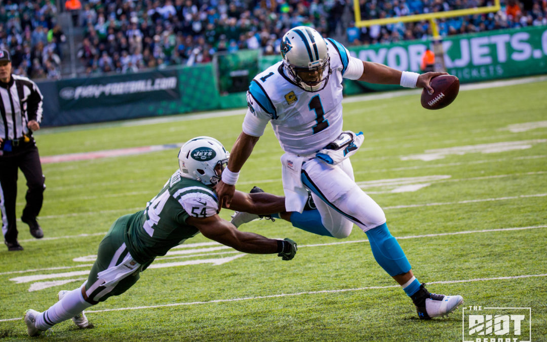 49feacdd Carolina Panthers vs. New York Jets Report | The Riot Report