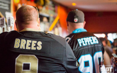 Why Panthers Fans Should Be Rooting For The Saints Tonight