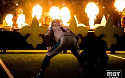 Carolina Panthers vs. New Orleans Saints Photo Gallery