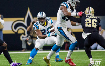 Catch 22: Panthers Must Be Able to Run The Ball To Win, And The Saints Know It
