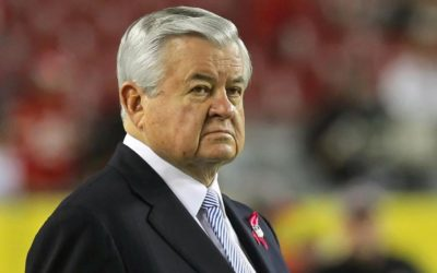 Allegations Against Former Owner Jerry Richardson Substantiated by the NFL's Investigation